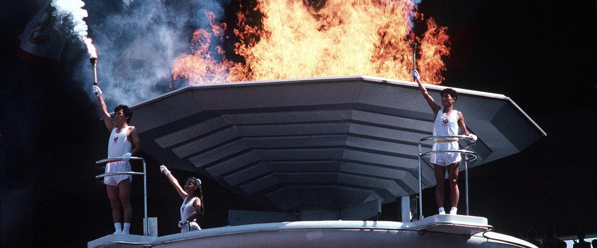 La flamme olympique est une idée d'Hitler !