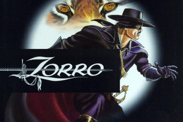 Zorron'a pas eu besoin d'exister pour devenir éternel  !