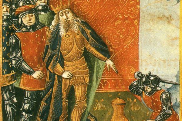 Clovis et l'épisode du vase de Soissons