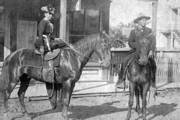 Belle Starr : la fille de bonne famille devenue la plus célèbre bandit des Etats-Unis