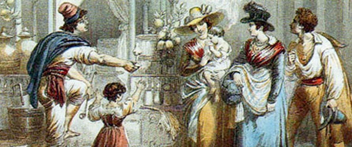 Le rôle pionnier d'un vendeur de poulets et d'un architecte-peintre-sculpteur dans l'art de créer de délicieuses crèmes glacées