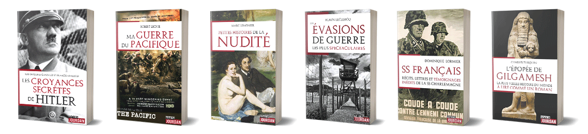 Editions Jourdan sur Amazon.fr
